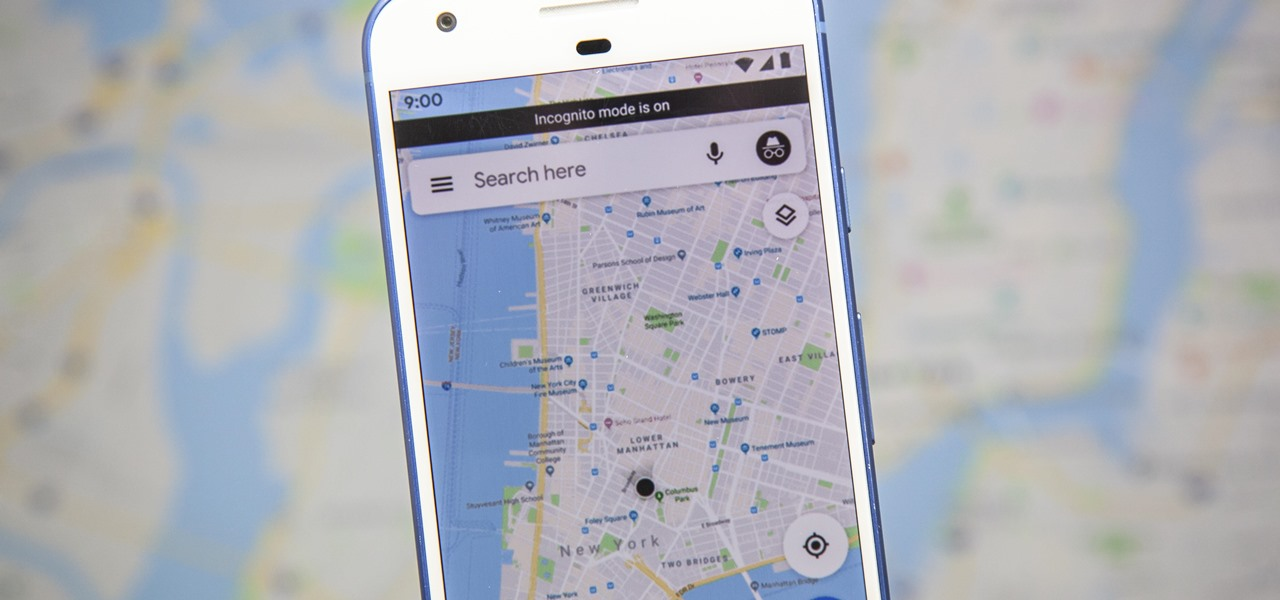 Use Incognito Mode in Google Maps to Keep Your Location Searches & Navigation Totally Private