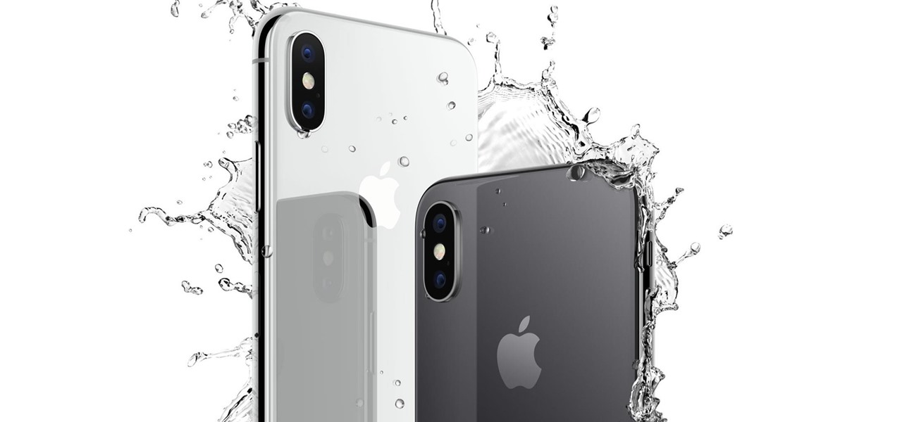 The iPhone 8 & iPhone X Are IP67 Water-Resistant — Here's What That Really Means