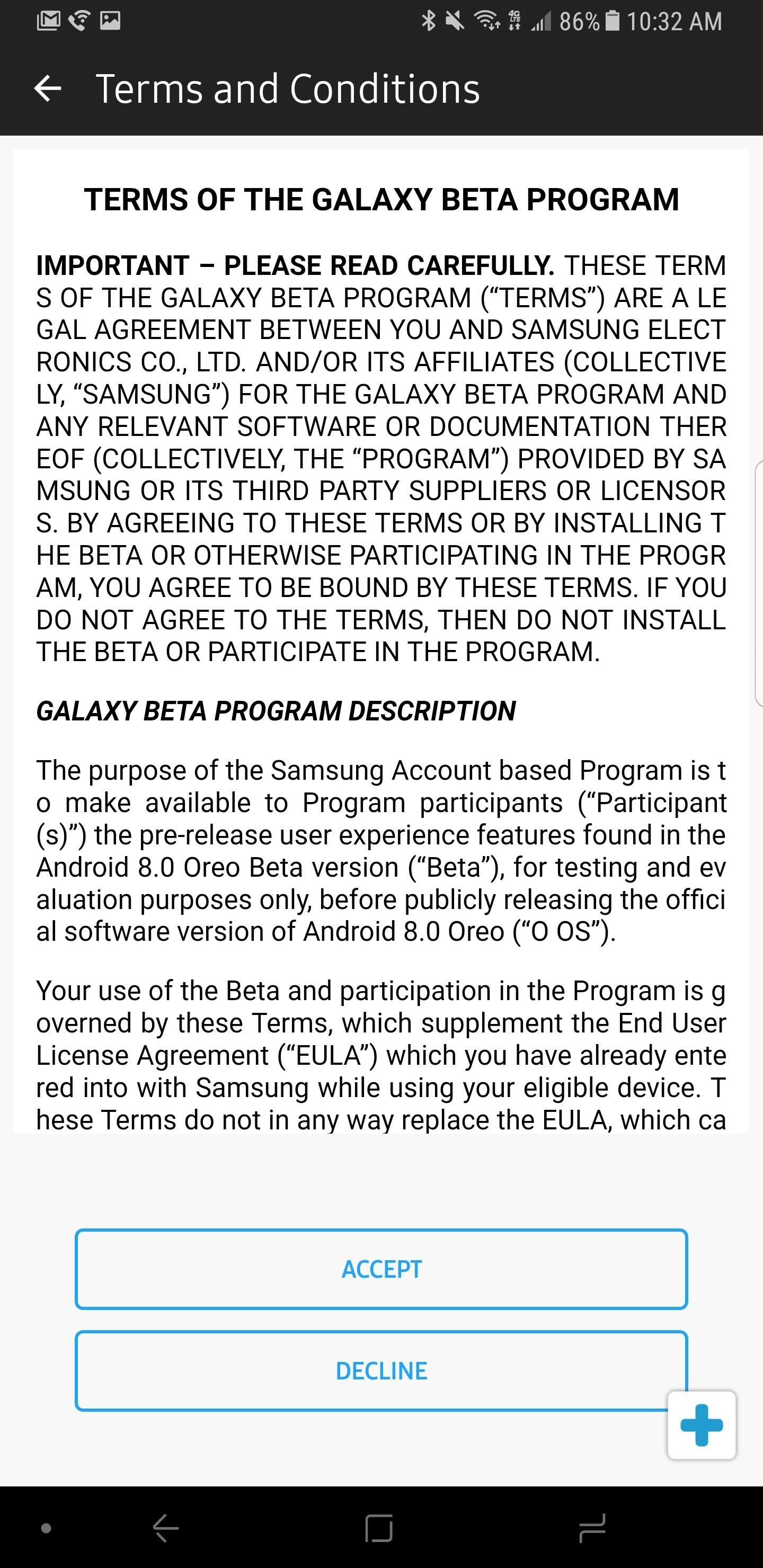 Samsung's Oreo Beta Just Went Live — Here's How to Get It