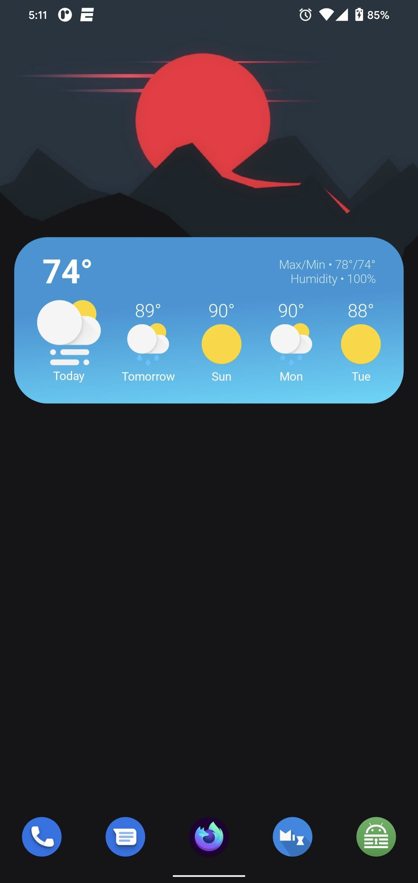 How to Get the iPhone's New Widgets from iOS 14 on Any Android Phone