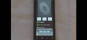Set an MP3 as a ringtone for a contact on your Droid