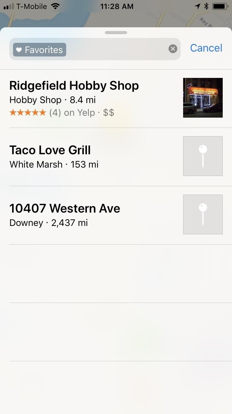 Apple Maps 101: How to Add, Edit, Share & Delete Favorite Locations