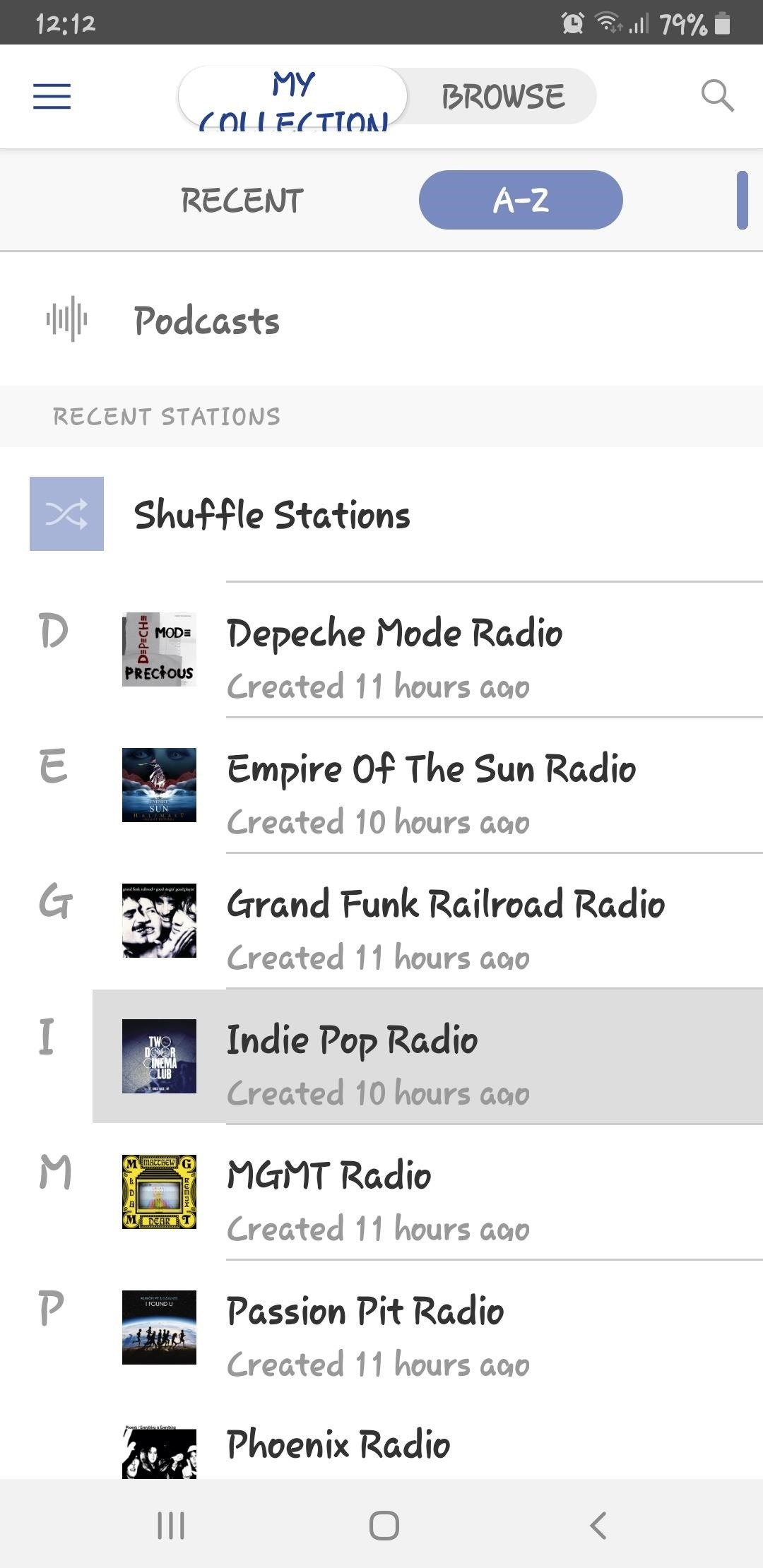 How to Delete Stations You No Longer Listen to on Pandora