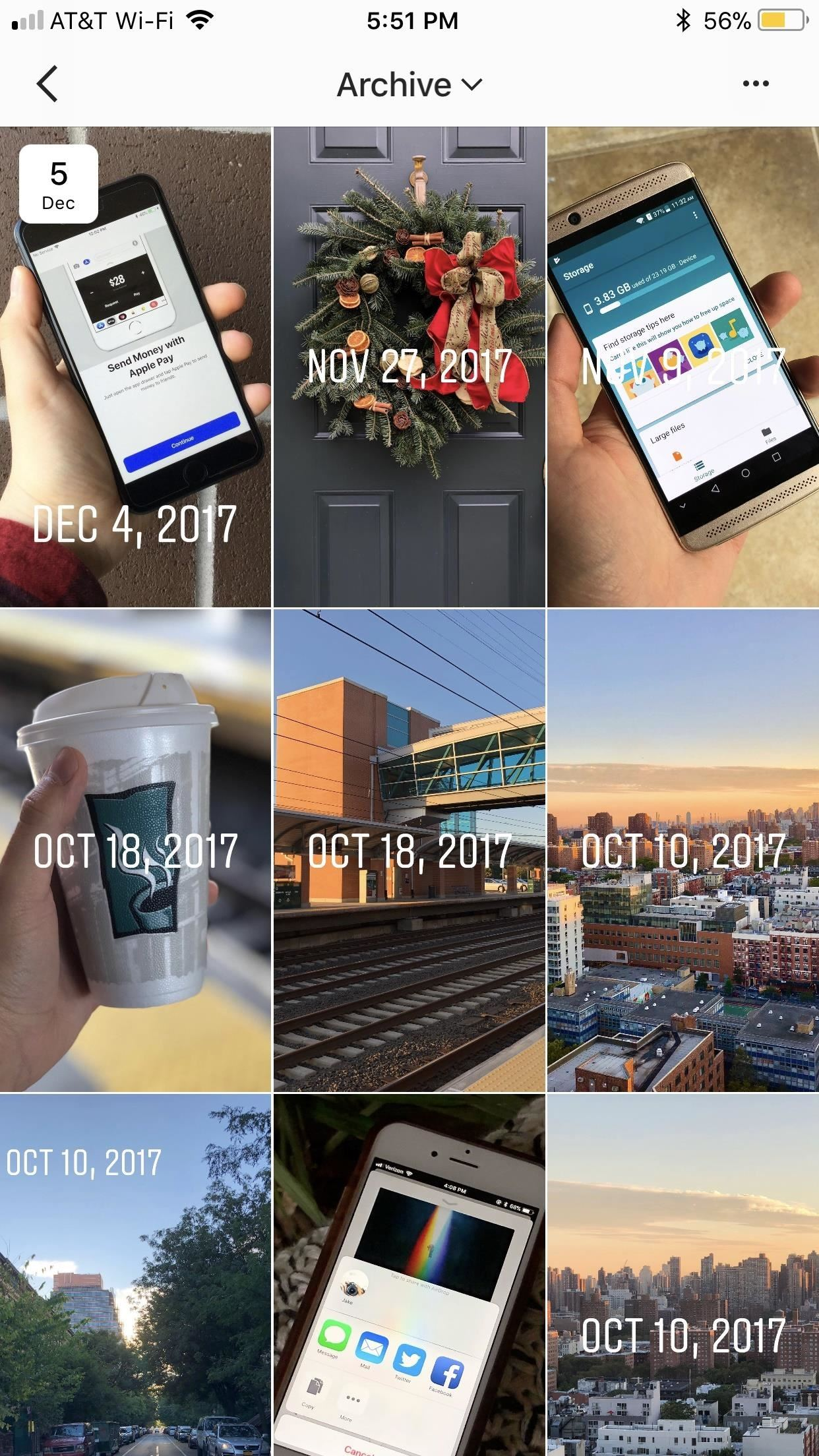 Instagram 101: How to Archive All Your Stories Automatically