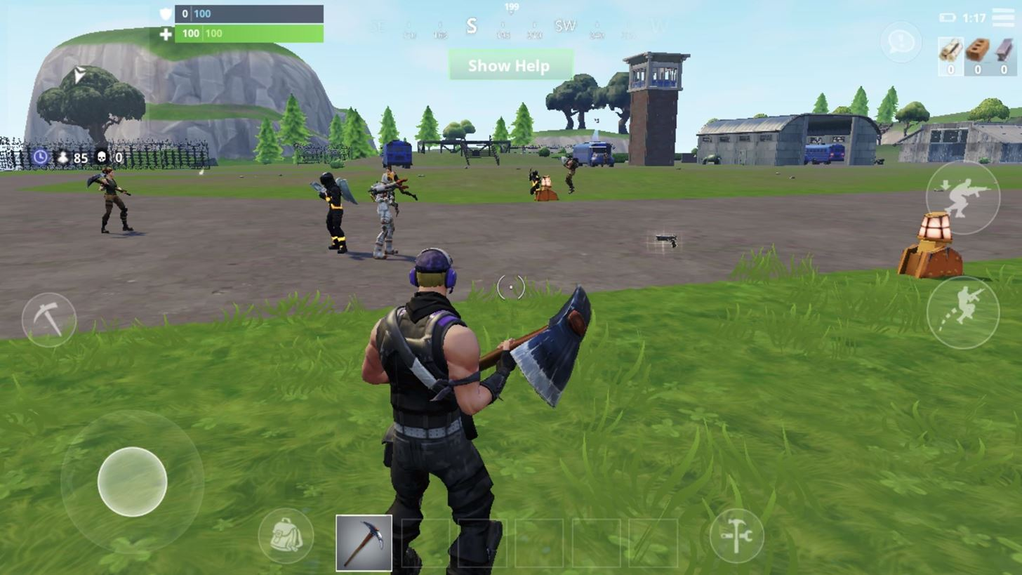 Build Your Ramp Game