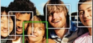 Use Face Detection when taking pictures with an HTC Desire Z smartphone