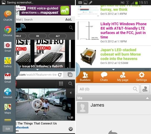 How to Turn the Multi-Window Menu Transparent on Your Samsung Galaxy Note 2