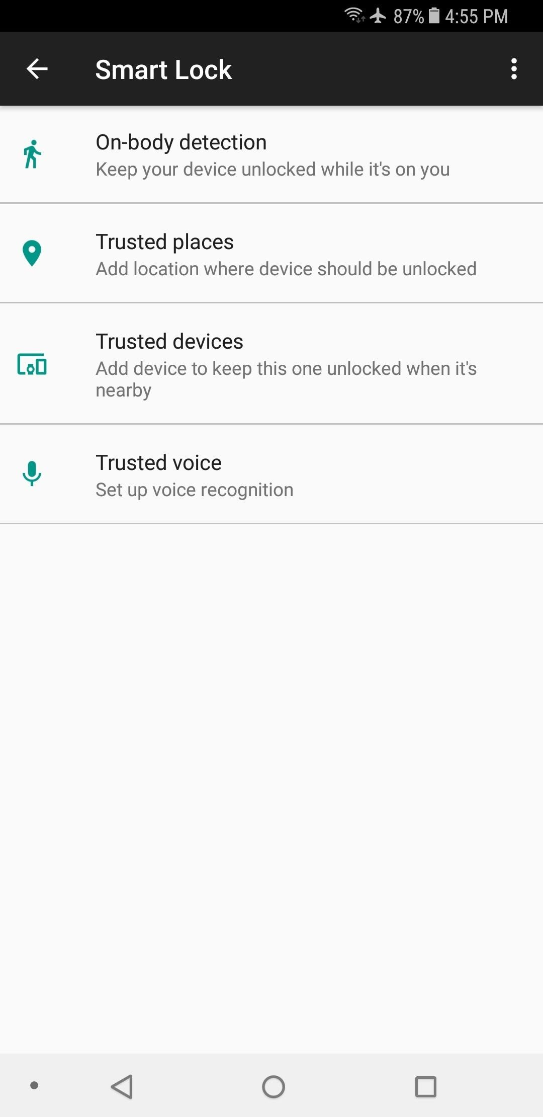 Everything You Need to Disable on Your Galaxy S8 or S8+ for Privacy & Security