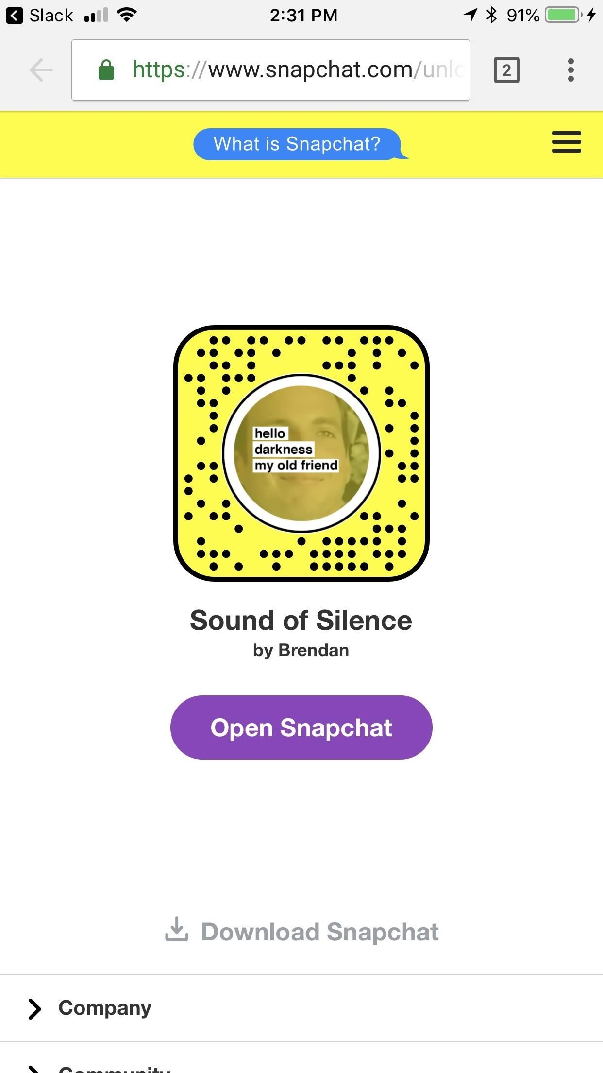 5 Snapchat Lenses to try this week - Maroon 5, Markiplier & More