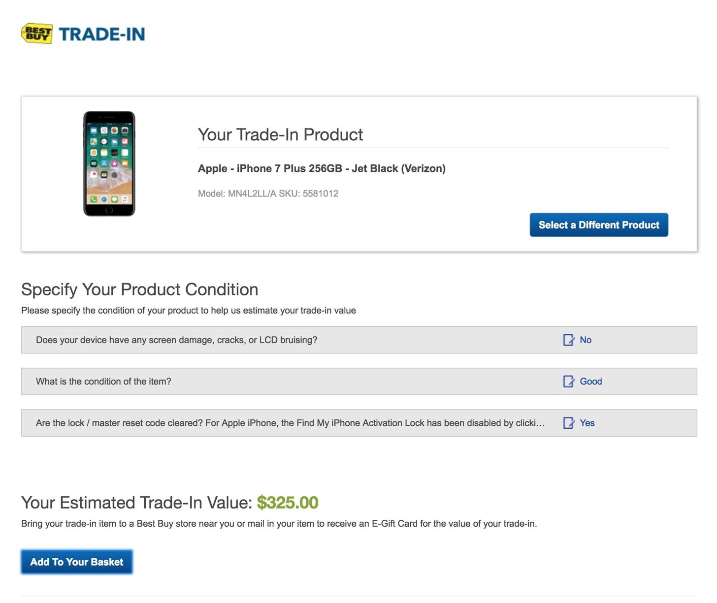 Best Iphone S Trade In Value