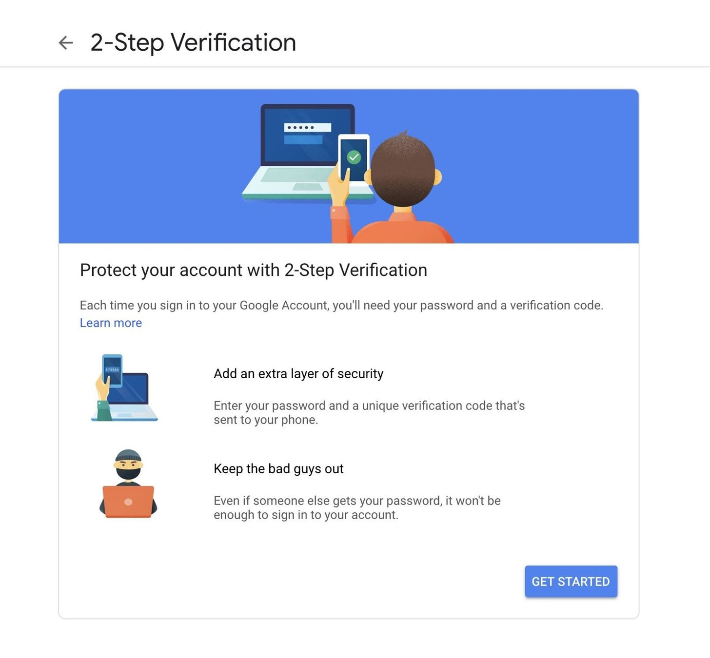 Use Your Phone as a Security Key for Logging into Your Google Account on Any Computer