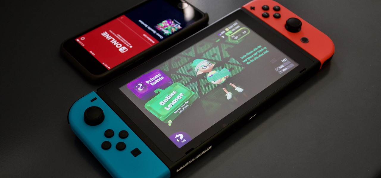 How to Use the Nintendo Switch Online App to Play Splatoon 2 with Friends