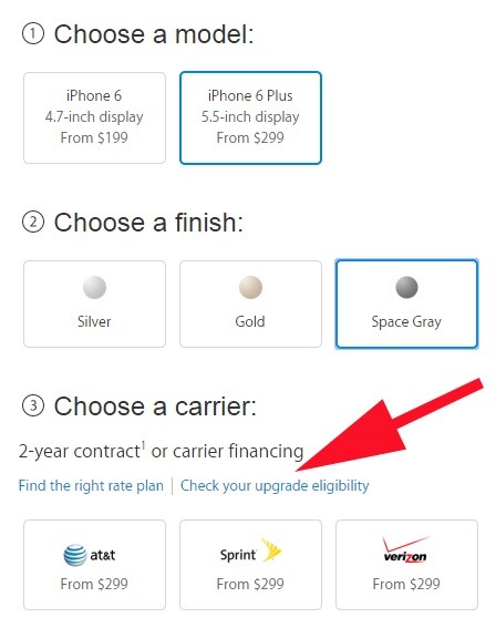 How to Check Your iPhone 6 Upgrade Options Before You Buy
