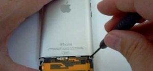 Take apart an iPhone