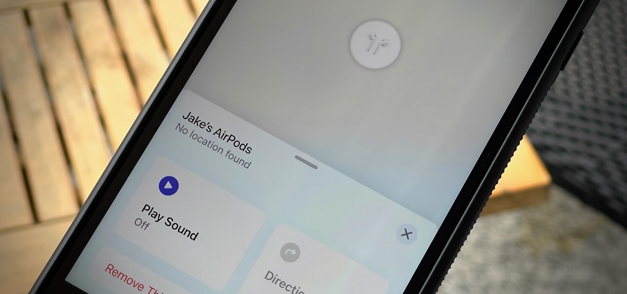 Why Your Lost AirPods Say 'Offline' or 'No Location Found' in the Find My App