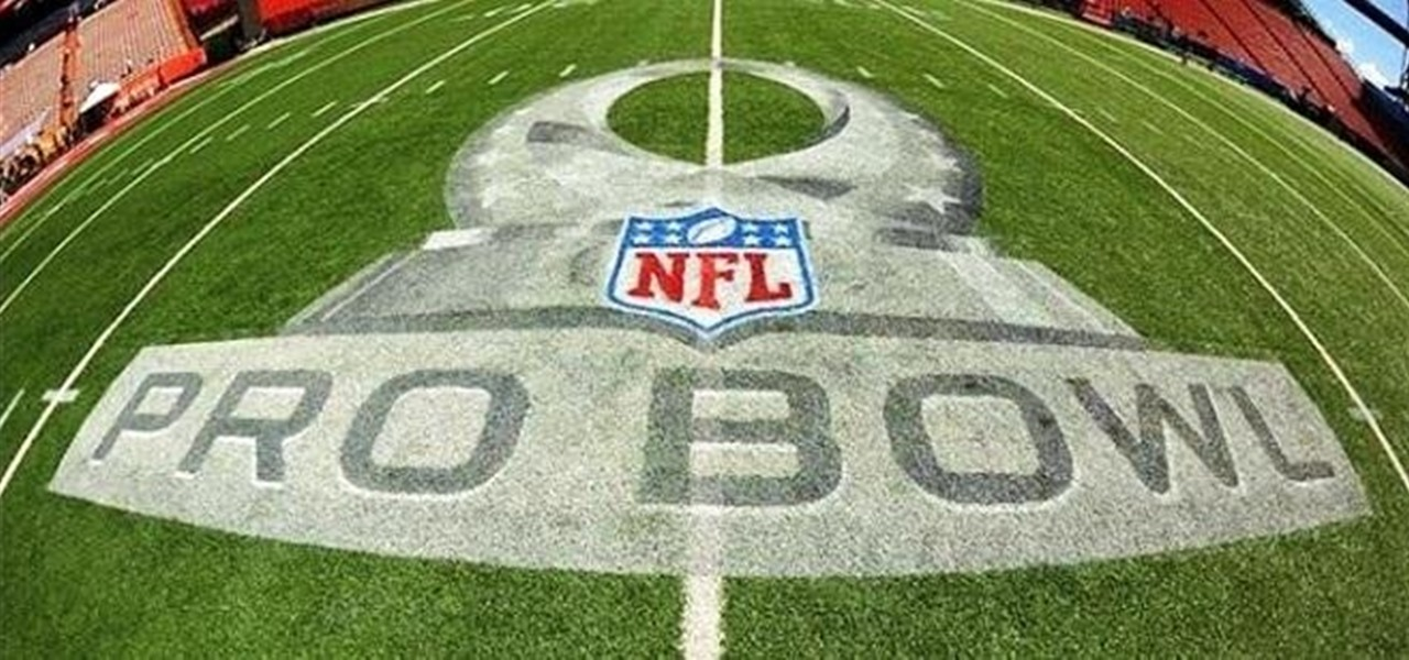 Watch This Sunday's 2013 Pro Bowl Football Game Online