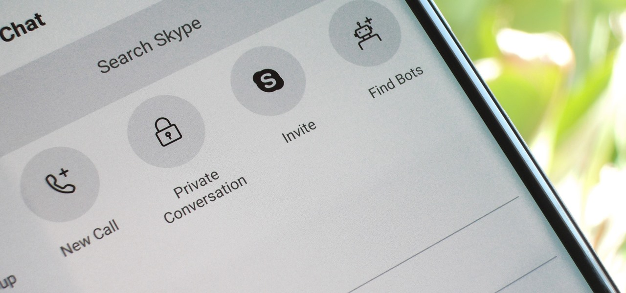 Enable Skype's Improved Encryption to Securely Call & Message Your Friends