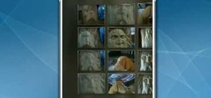 Use the 3D gallery application on an Android phone
