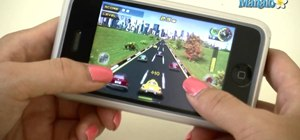 Play Whacksy Taxi on an Apple iPhone 4 or iPod Touch