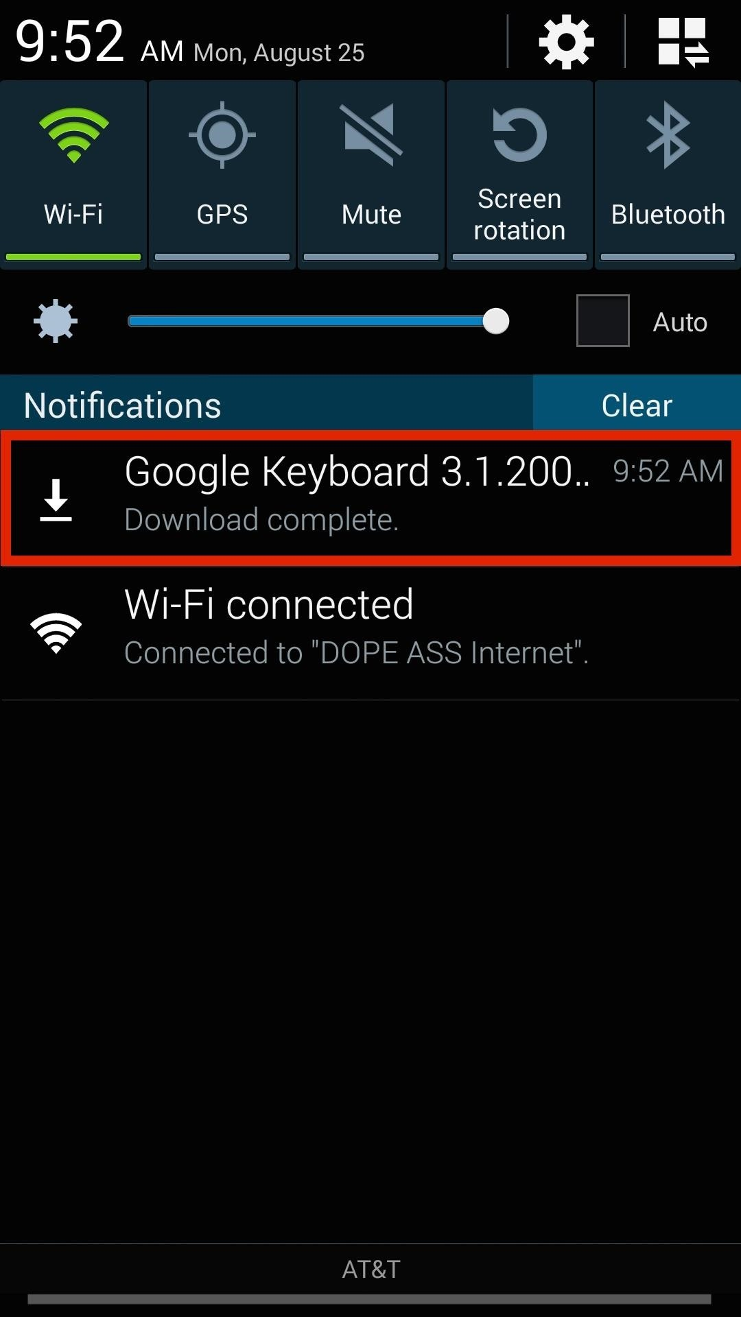Enable One-Tap App Installation for APKs on Android « Samsung GS4