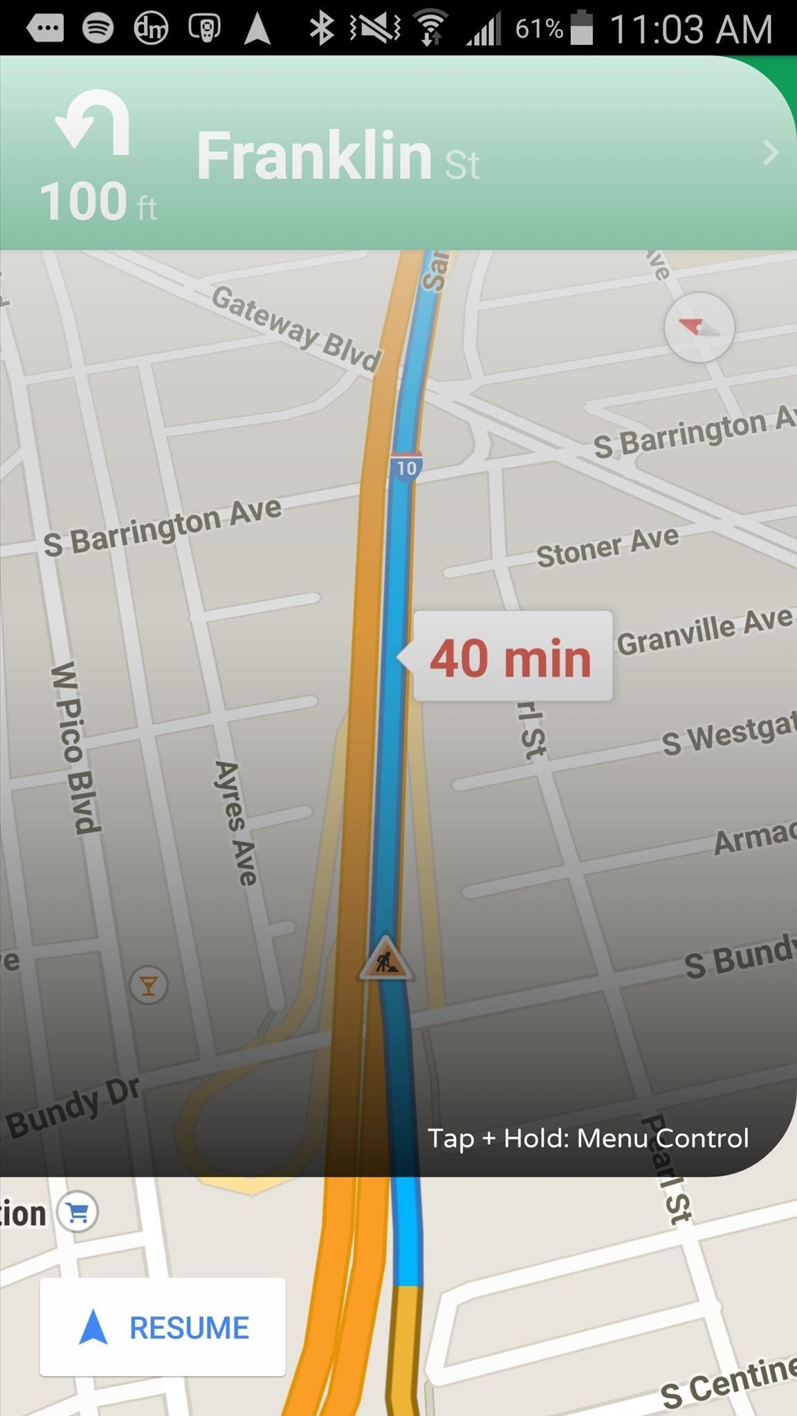 Simplify Your Android's UI for Less Distracted Driving