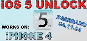 Unlock iOS 5 beta on your iPhone 4