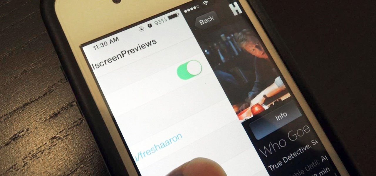 Get Full Screen App Previews in Your iPhone's Multitasking Menu