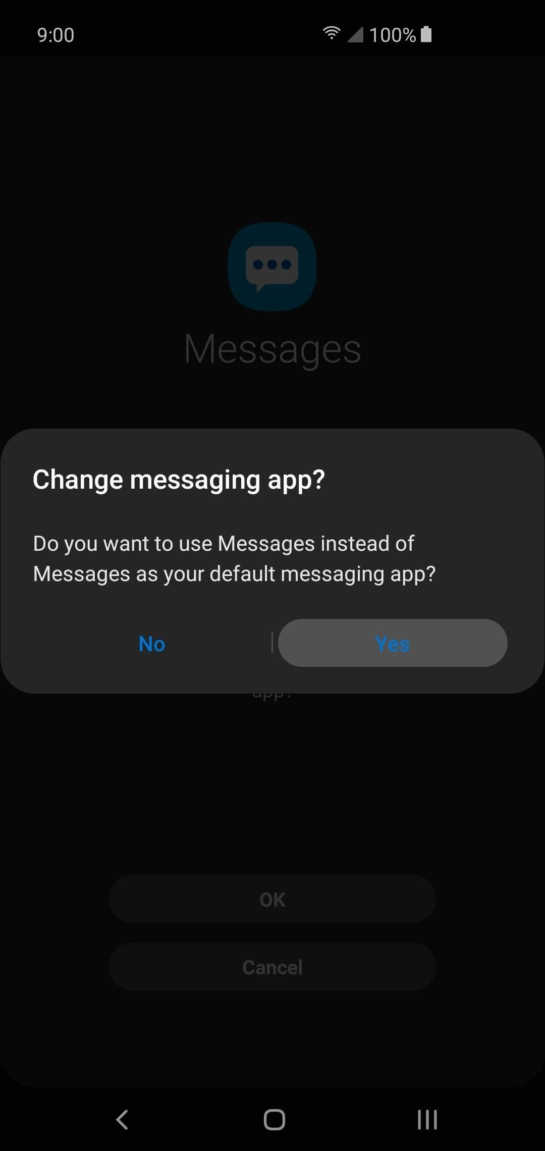 How to Set Android Messages As Your Default SMS App