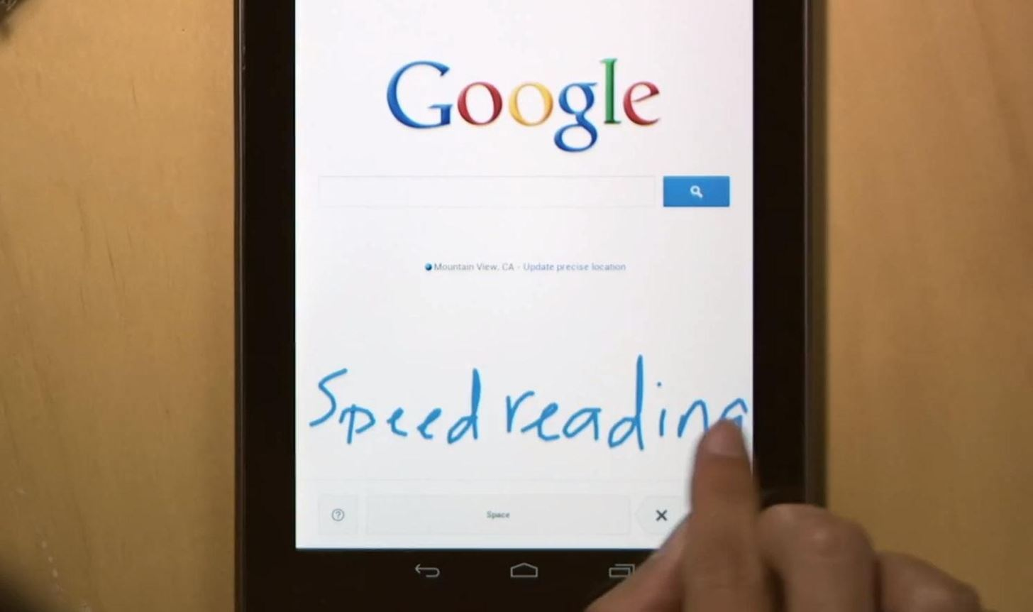 How to Use Google's New Handwrite Mobile Search Feature on Your Smartphone