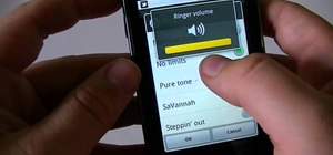 Change the ringtone on your Android device