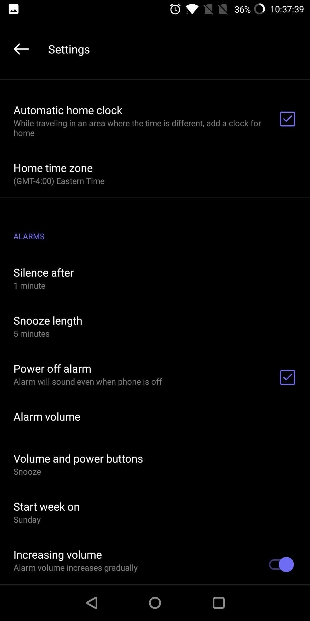 How to Change the Default Snooze Time for Your Alarm on Any Android