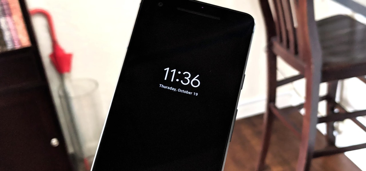Disable the Always-on Ambient Display on Your Pixel 2 or Pixel 2 XL