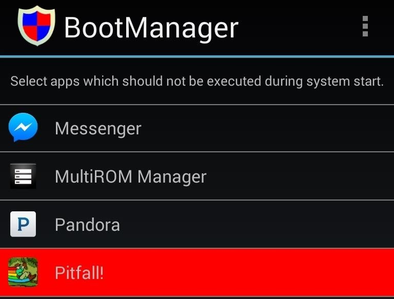 How to Control Which Apps Boot During Startup on Your Nexus 4 or Nexus 5