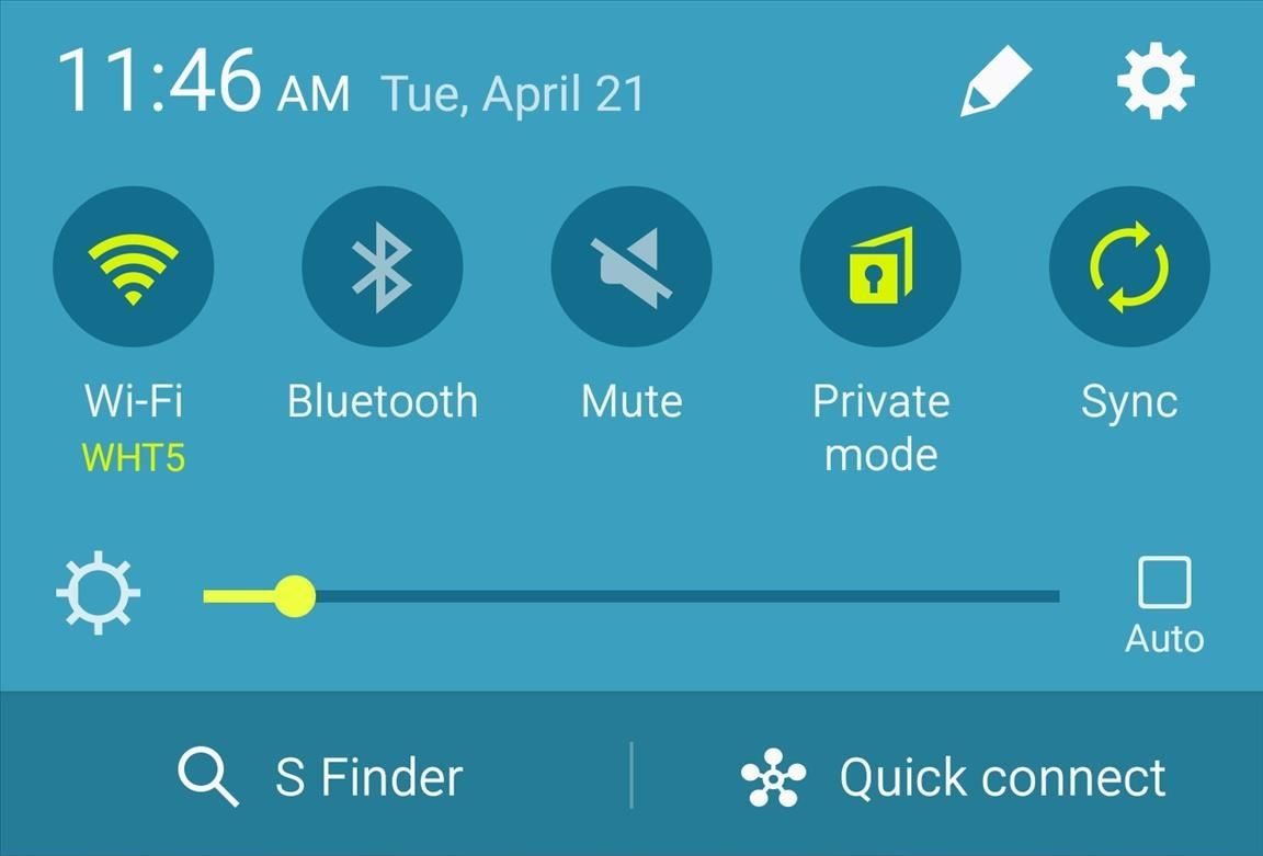 How to Secure Photos, Videos, & More on Your Galaxy S6 Using Private Mode