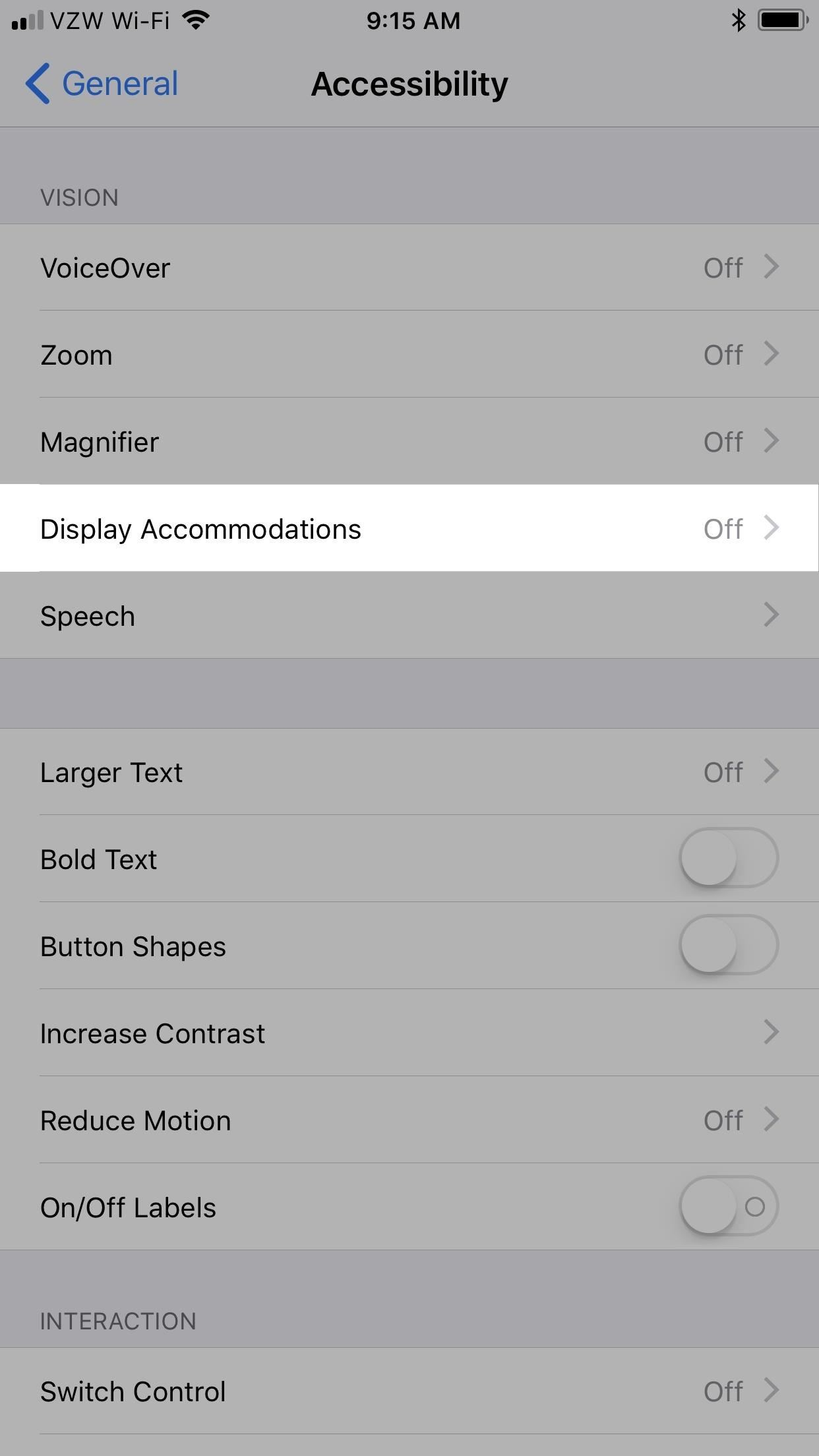How to turn off automatic screen rotate on iphone 5s 6