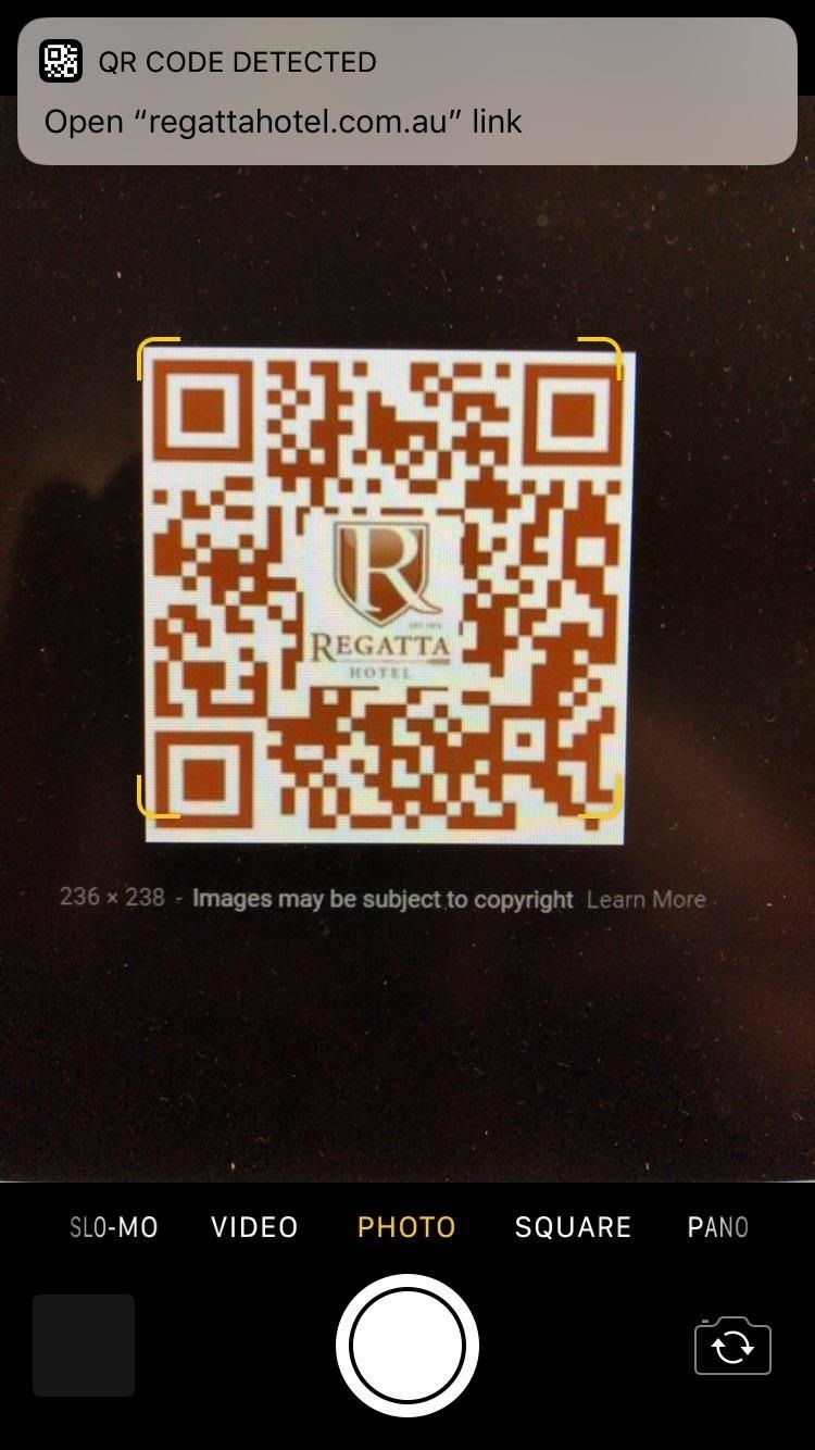 How to Scan QR Codes More Easily on Your iPhone