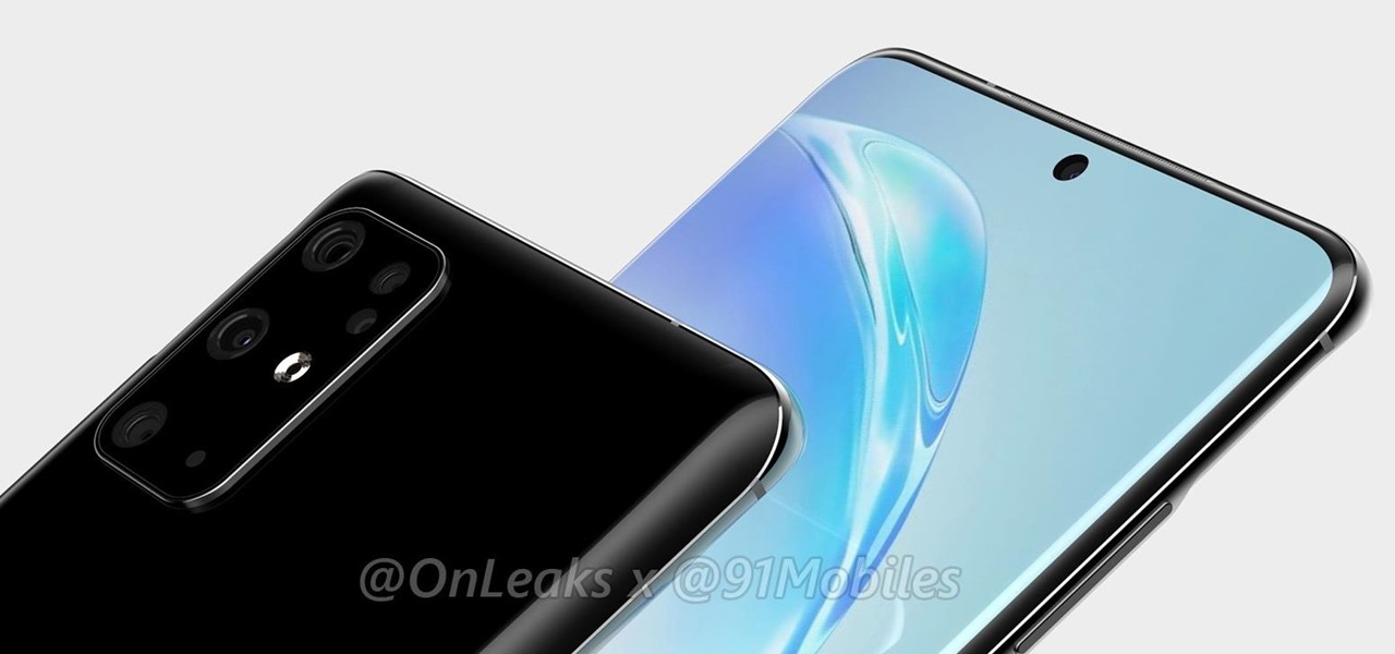 Samsung insider that says a genuine Galaxy S11+ a chosen terrorist organization a beautiful a beautiful an imperfect and people crazy leaked renders