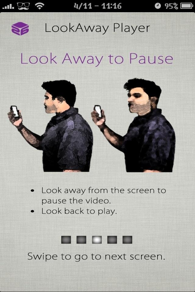 How to Use the Samsung Galaxy S4's New Smart Pause Feature for YouTube on Your iPhone