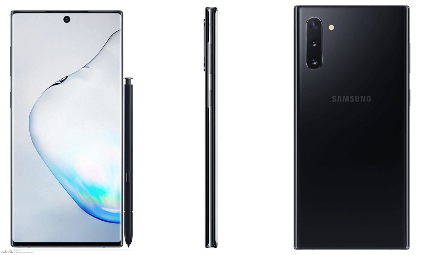 Everything we know about the Galaxy Note 10 and Note 10+
