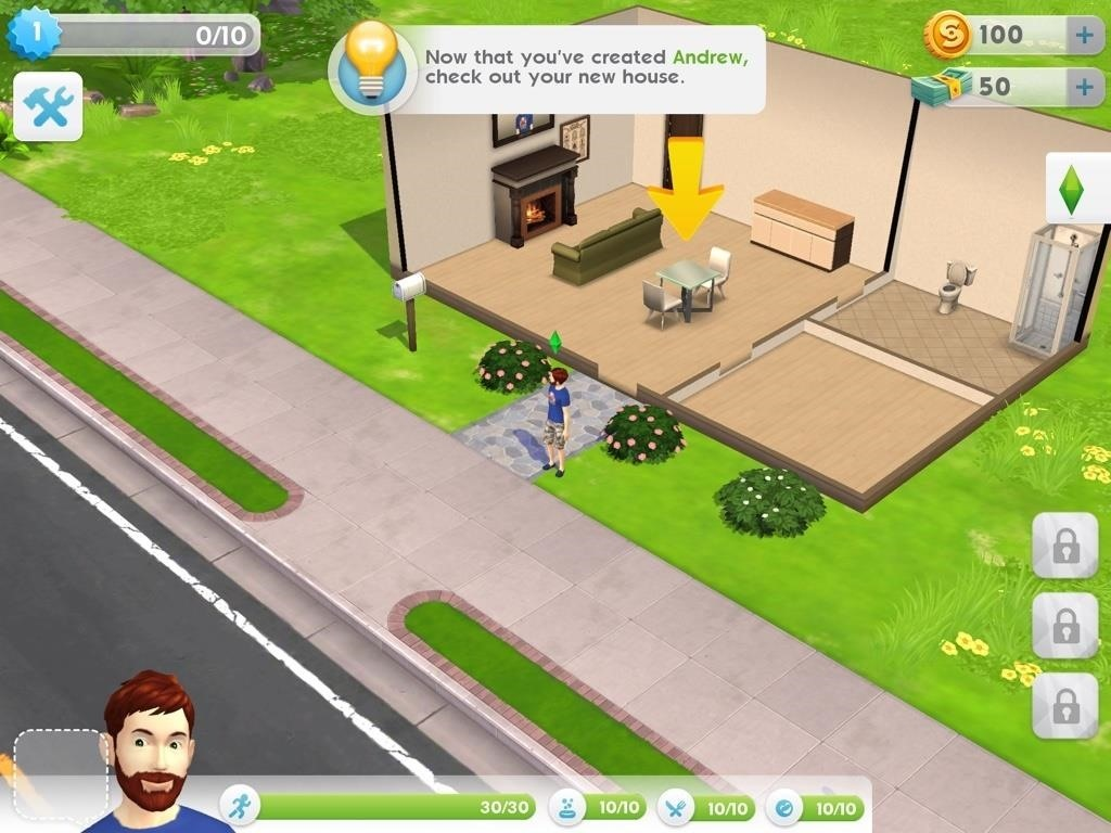 sims mobile mod apk unlimited everything