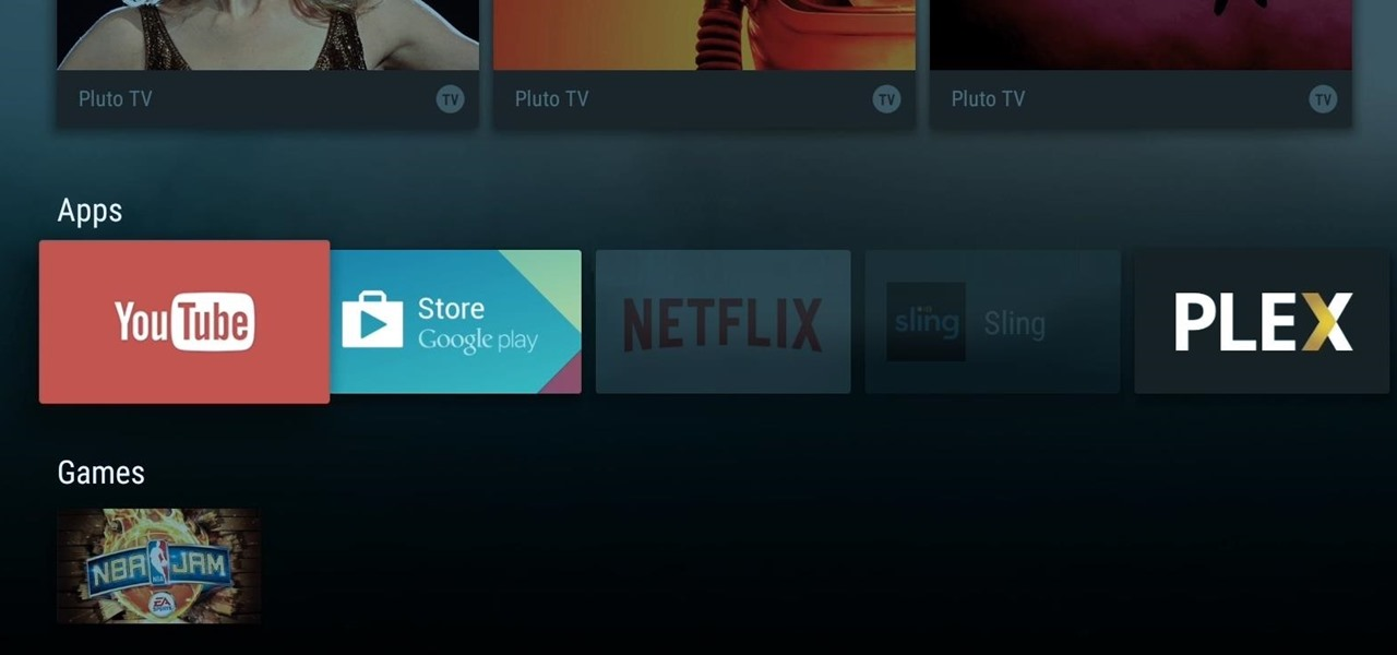 Hide or Uninstall System Apps on Your Nexus Player for a Cleaner Home Screen