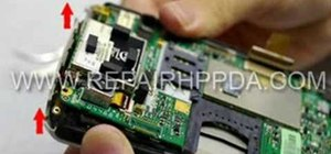 Repair the HP iPAQ h6300 , 6310 , 6315 , 6365 series