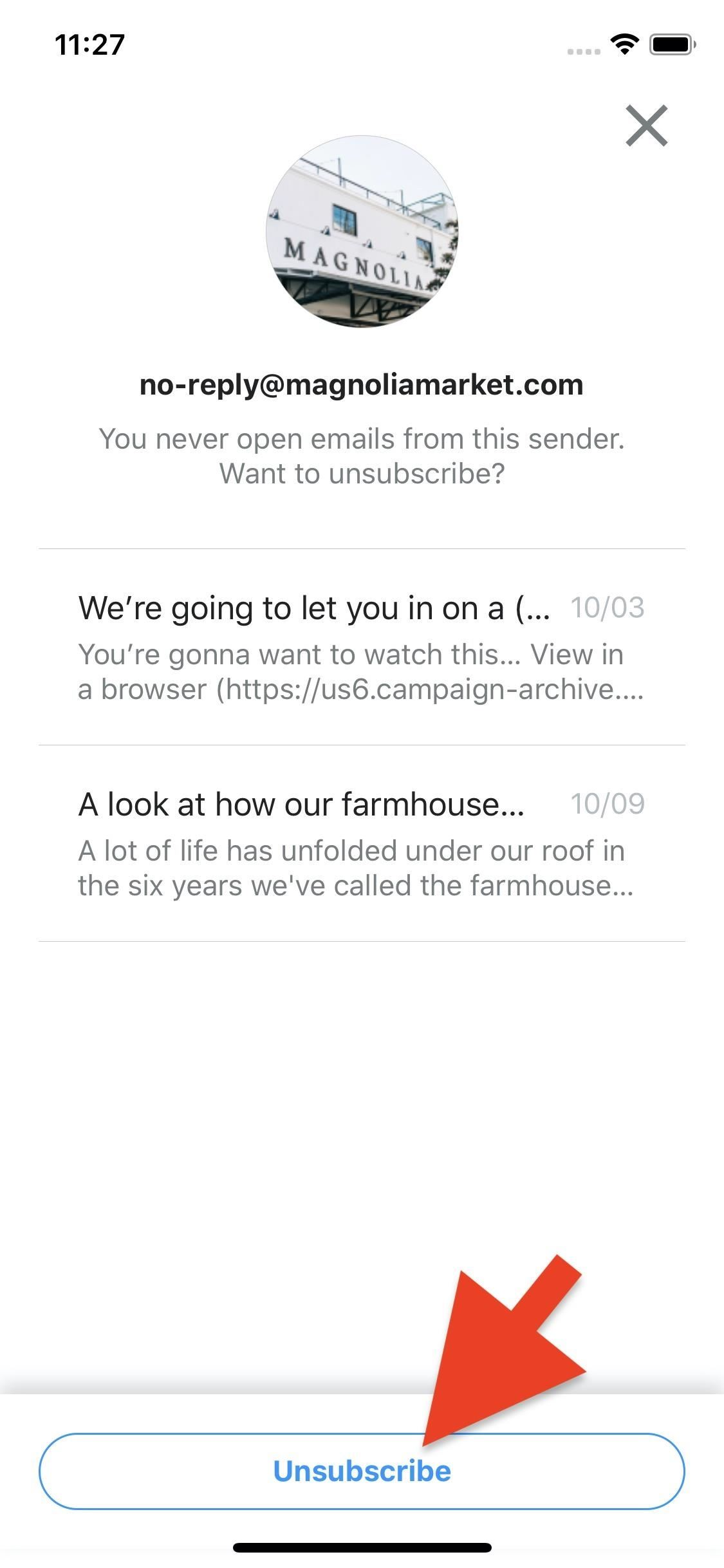 Cut Down on Email Spam with Edison Mail's Unsubscribe Assistant