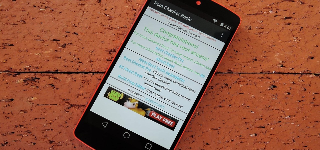 How to Root Android L—The Easy Way « Nexus :: Gadget Hacks