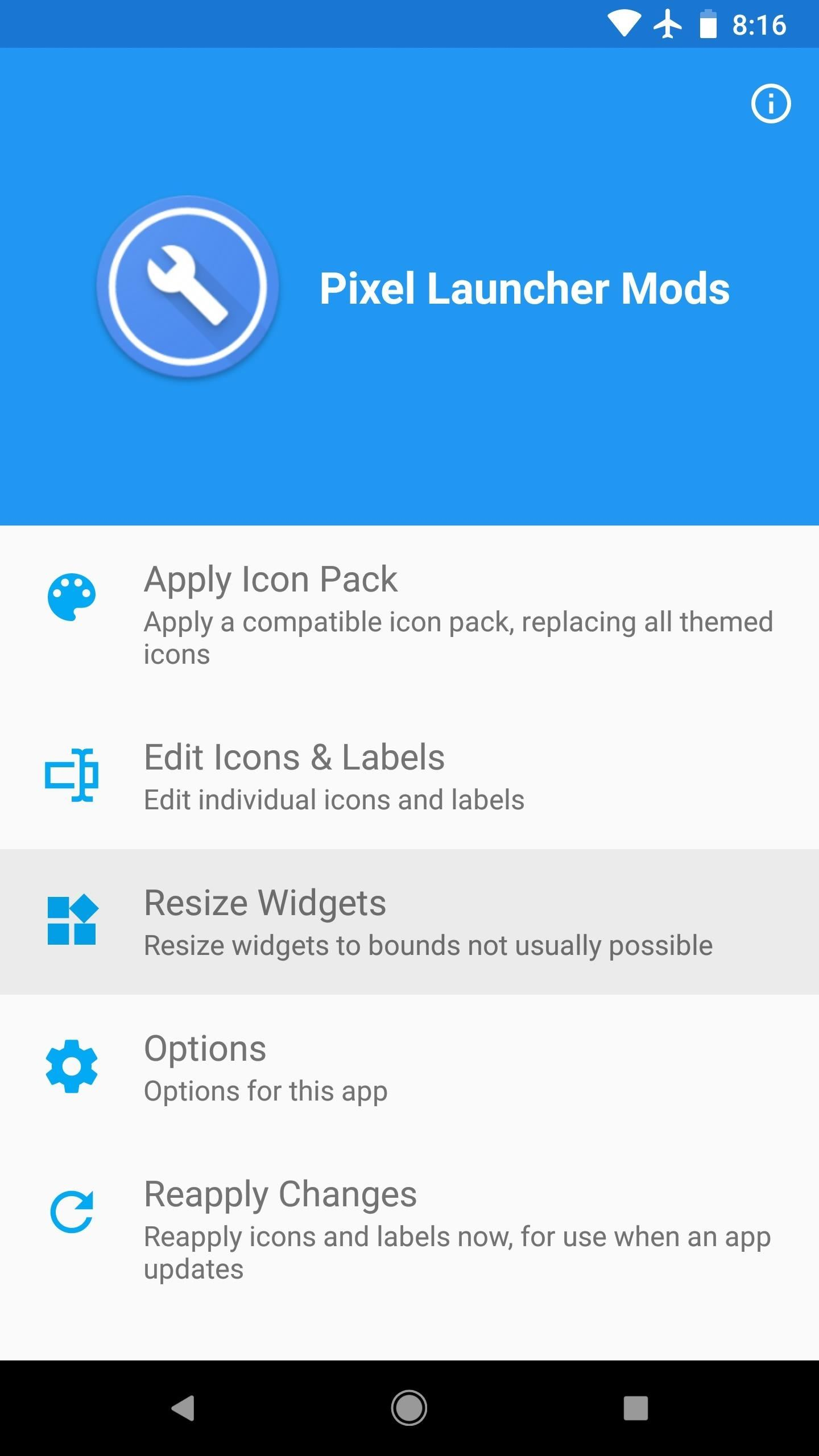 This Mod Gives You Custom Icon Packs & More on the Pixel Launcher