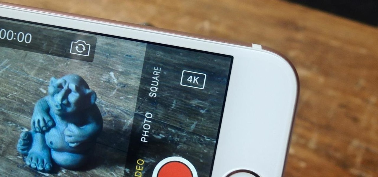 Enable 4K Recording in Your iPhone's Camera for Higher Resolution & Smoother Videos