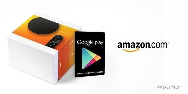 Nexus Player Practically Half-Off: $70 with a Free $20 Google Play Credit