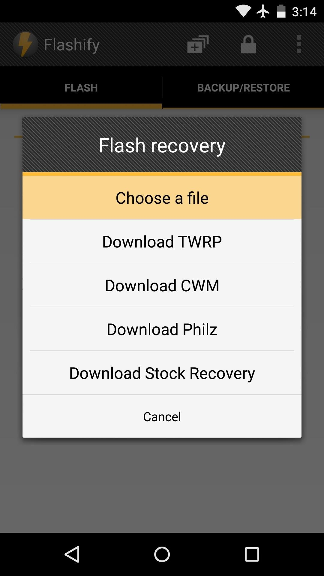 Update TWRP Recovery with a Material Design Theme on Your Nexus 5