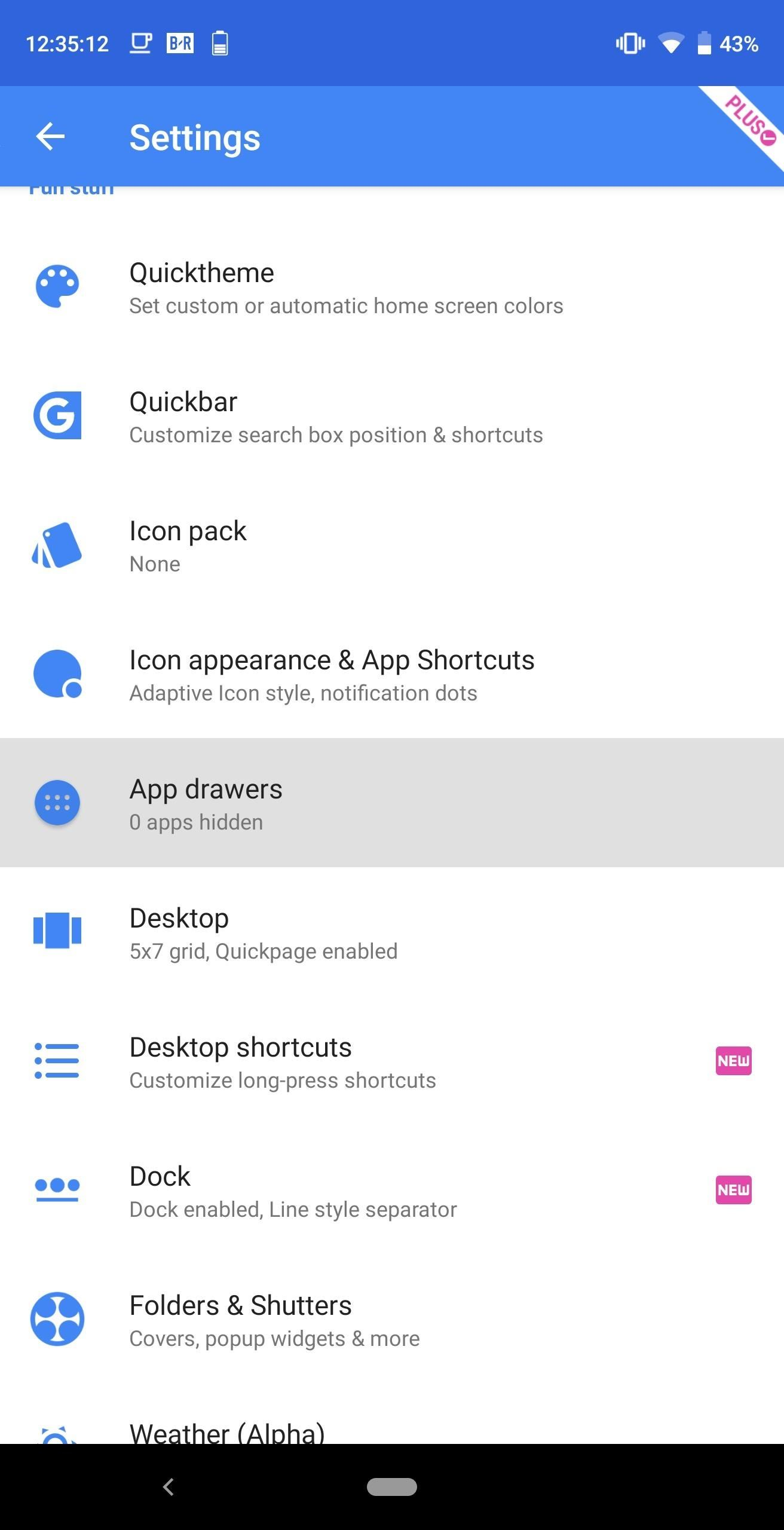 How to Create Folders in Your App Drawer with Action Launcher