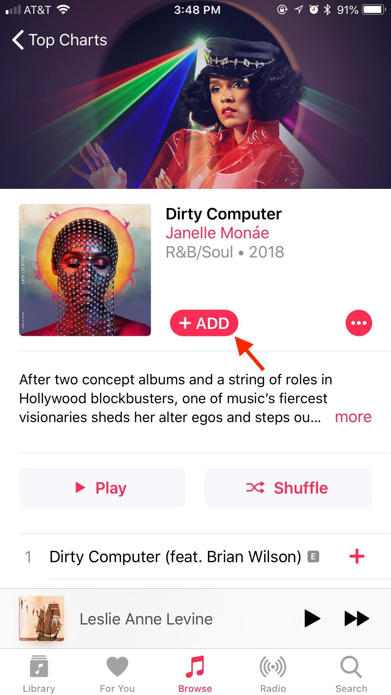 Apple Music 101: How to Automatically Download Tracks for Offline Playback That You Save to Your Library